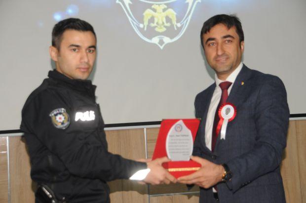POLİS HAFTASI KUTLAMALARINA KATILDIK