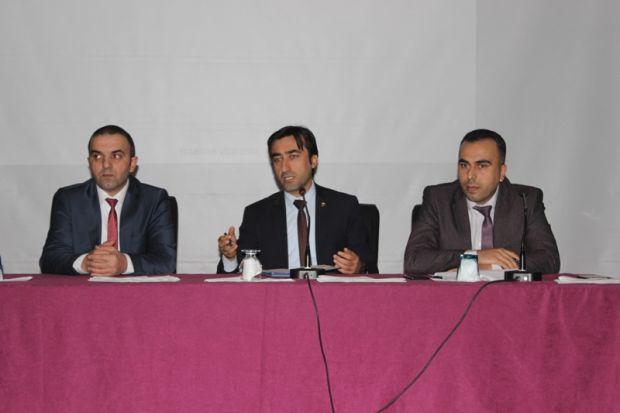 CİZRE'NİN ELEKTRİK SORUNU HAKKINDA GENİŞ KAPSAMLI TOPLANTI